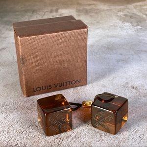 Louis Vuitton Ponytail Baubles